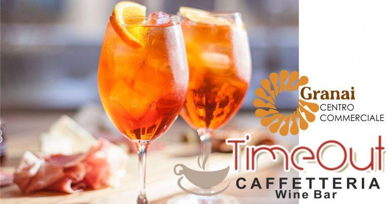 TIME OUT Centro Commerciale Granai Porto Torres - offerta aperitivo