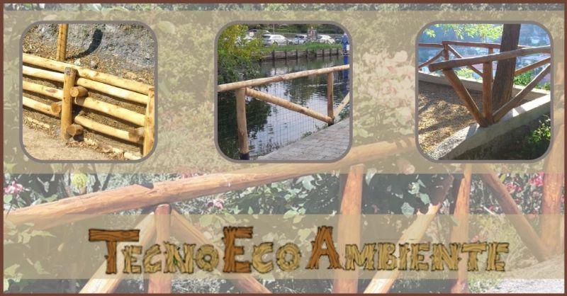 realizzazione di recinzioni e staccionate su misura Versilia - recinzioni in rete