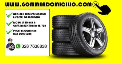vendita gomme auto online offerta pneumatici prezzi ingrosso consegna a domicilio
