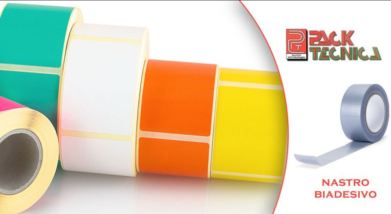 Pack Tecnica - offerta produzione nastri biadesivi parma - promozione biadesivi per il fai da te parma
