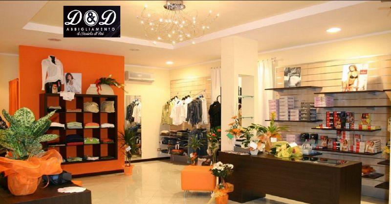 offerta negozio di abbigliamento e accessori uomo donna a Serravalle Pistoiese