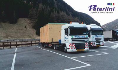 trasporti peterlini offerta trasporto macchinari industriali promo movimentazioni eccezionali