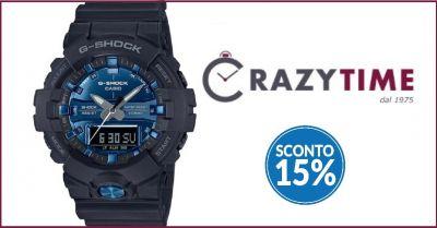 crazy time dal 1975 trova la migliore offerta online orologio casio gamma g shock digitale