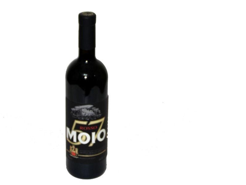 Vino rosso Moio 57 ml 750