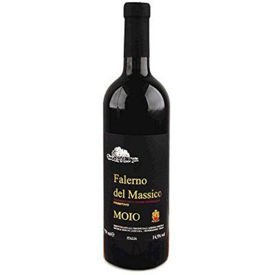 vino rosso d o c falerno del massico cantine moio