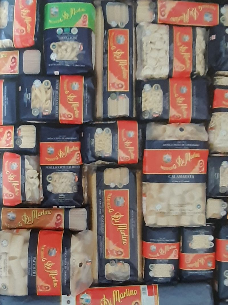 Pasta Di Martino special edition Dolce & Gabbana