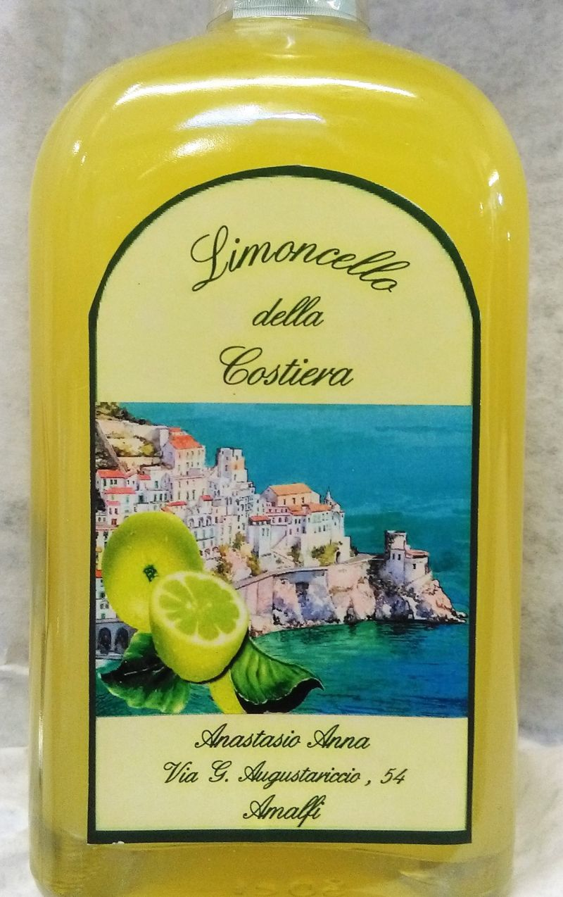 Limoncello della Costa di Amalfi ml 500