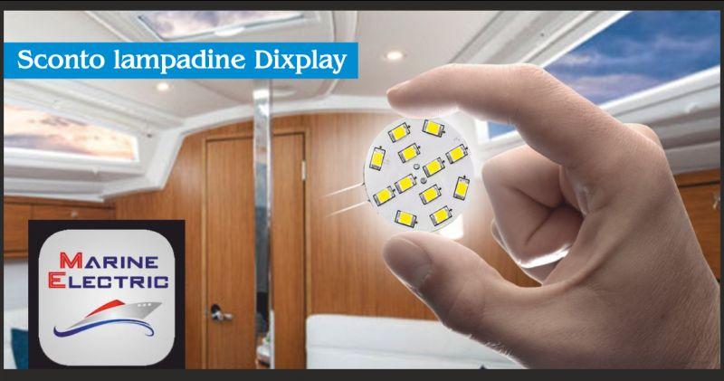 marine electric offerta lampadine led - occasione lampadine dixplay in sconto imperia