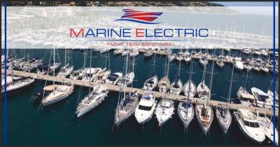 marine electric offerta riparazione elettrica yacht occasione carpenteria barche imperia