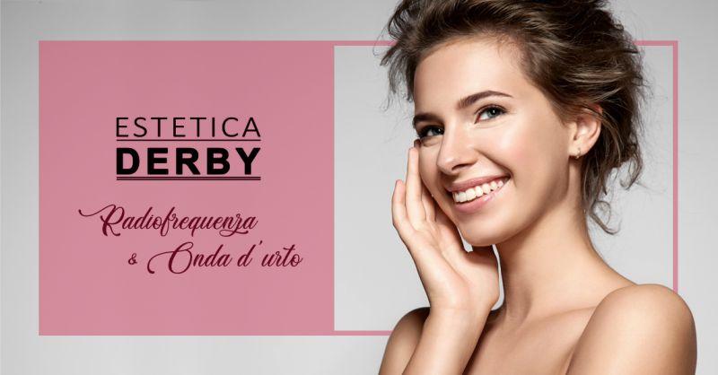 offerta trattamento radiofrequenza viso corpo - occasione trattamento estetico onde d'urto