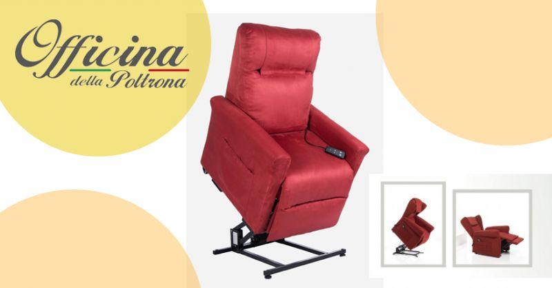 offerta vendita poltrona relax elettrica - occasione poltrona massaggiante chieti