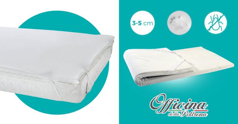 offerta topper materasso memory arielli - offerta soluzione materasso troppo rigido chieti
