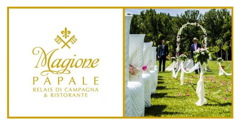 offerta ristorante per matrimoni in abruzzo - occasione location per matrimoni l'aquila