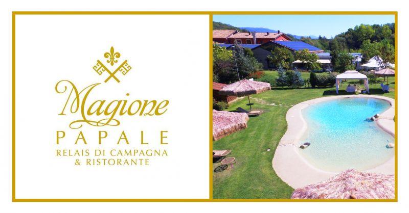 offerta hotel con piscina l'aquila abruzzo - occasione hotel in campagna con piscina abruzzo