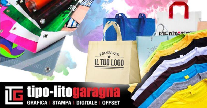 Occasione realizzazione stampa magliette gadget personalizzati Mantova - Offerta stampa su supporti rigidi Mantova