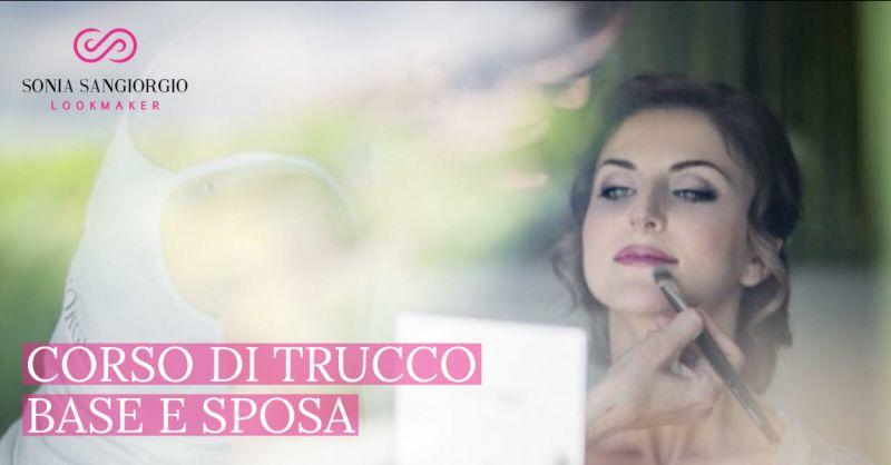 SONIA SANGIORGIO LOOMAKER - offerta corso make up artist con attestato e stage catania