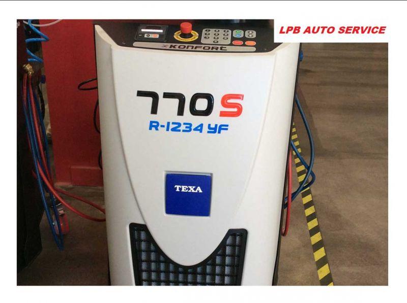 Offerta ricarica aria condizionata auto gas R-1234YF Roma