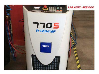 offerta ricarica aria condizionata auto gas r 1234yf roma
