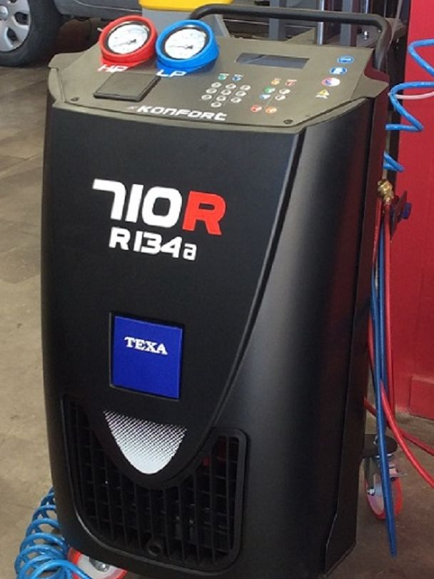 Offerta ricarica aria condizionata auto gas R134A Roma