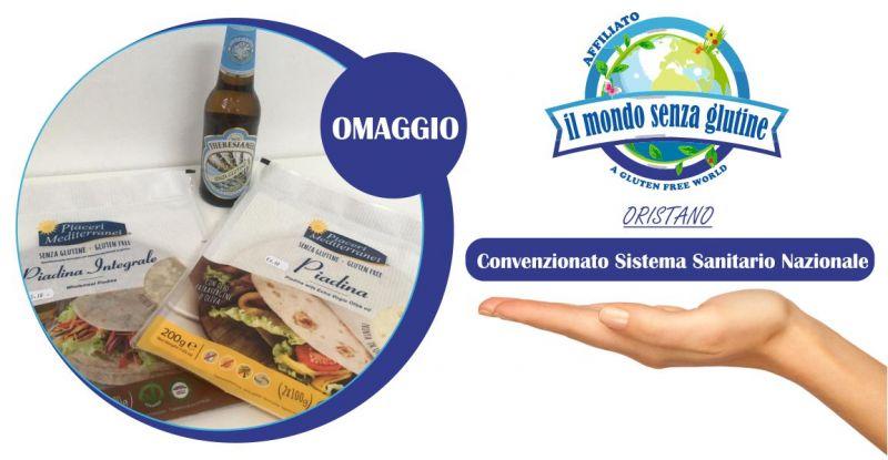 Mondo Senza Glutine offerta piadine piaceri mediterranei - birra Theresianer