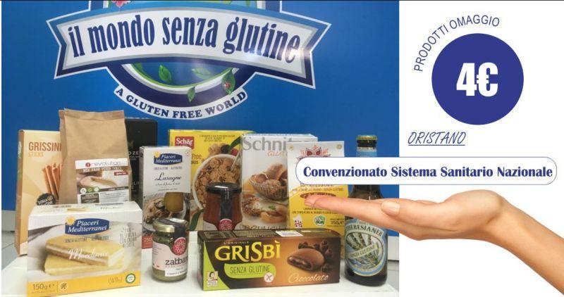 Mondo Senza Glutine - offerta omaggio con buono acquisto celiachia