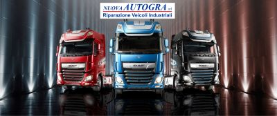 nuova autogra offerta officina autorizzata veicoli industriali daf bologna