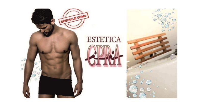 offerta massaggi e sauna uomo Versilia - occasione estetica per uomo Camaiore