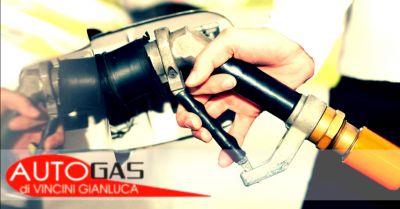 offerta installazione impianto metano auto piacenza occasione vendita ricambi gpl e metano
