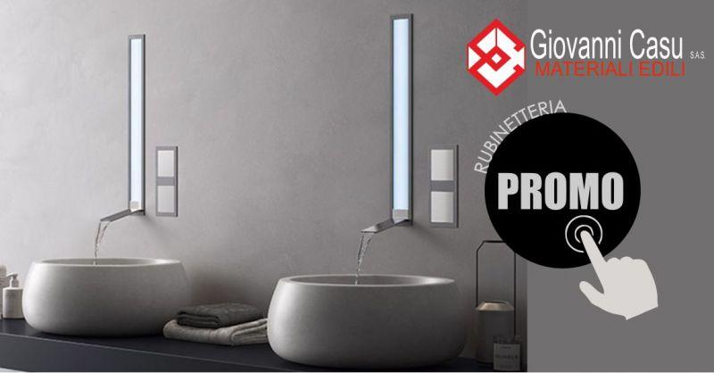 CASU GIOVANNI - promozione rubinetteria miscelatore termostatico Zazzeri e Newform