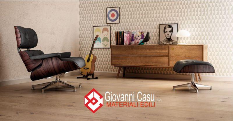 CASU GIOVANNI - promozione pavimenti in parquet  multistrato Woodi