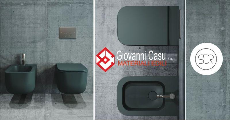 Ditta Casu Giovanni  - offerta ceramiche bagno artigianali SDR