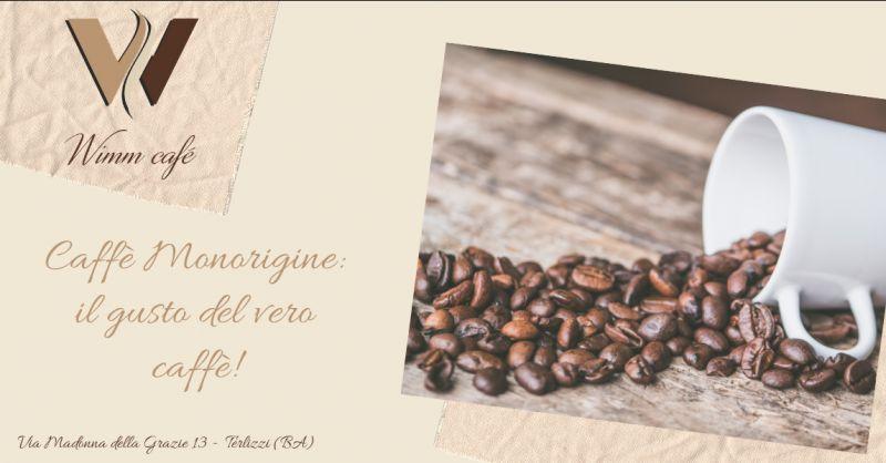Offerta caffe monorigine bari - occasione caffe miscela speciale bari - offerta caffe terlizzi