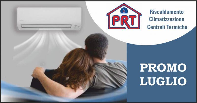 prt offerta installazione gratuita condizionatore - occasione sconto manutenzione caldaia