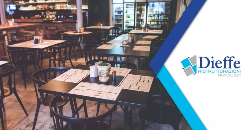 Offerta Ristrutturare Locale Commerciale Torino - Occasione Ristrutturazione Ristorante Ditta Torino