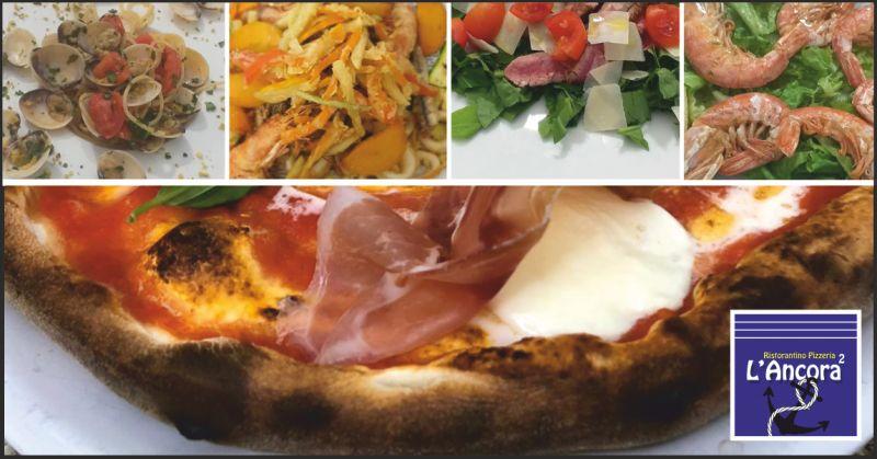 ristorante pizzeria l'ancora2 offerta pizzeria - occasione ristorante pesce savona