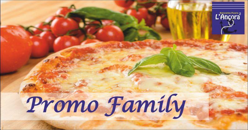 l'ancora 2 offerta pizza per bambini gratis - occasione ristorante specialita di pesce savona