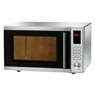 forno a microonde inox con grill e comandi digitali easyline firmar