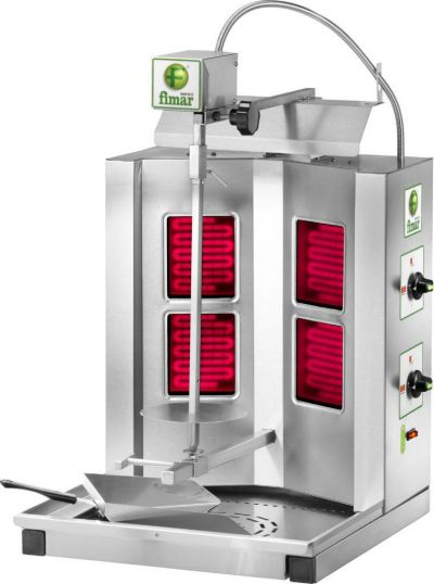 gyros elettrico 40 per kebab fimar