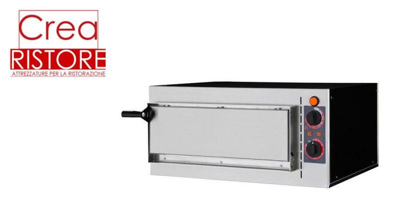 Offerta forno elettrico basic per pizzeria Taranto – Promozione forno elettrico in acciaio inox Taranto