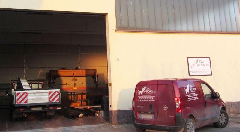 Offerta produzione e posa lattoneria Fontanellato Parma – Promozione produzione articoli di lattoneria Fontanellato Parma