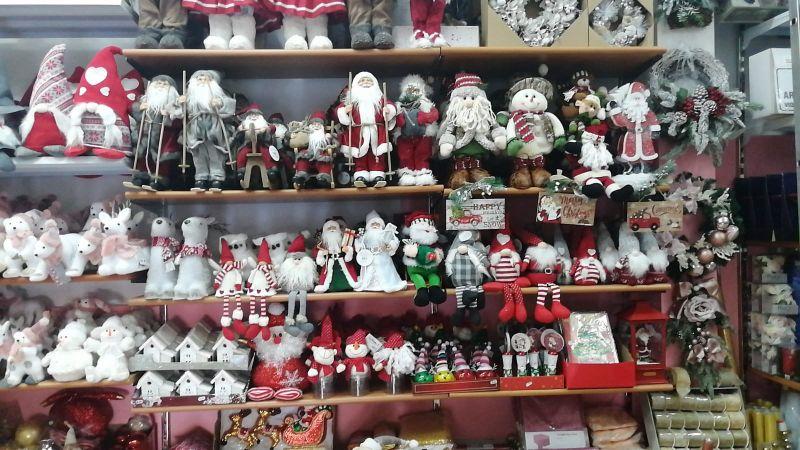 Ingrosso e dettaglio addobbi natalizi a Taranto