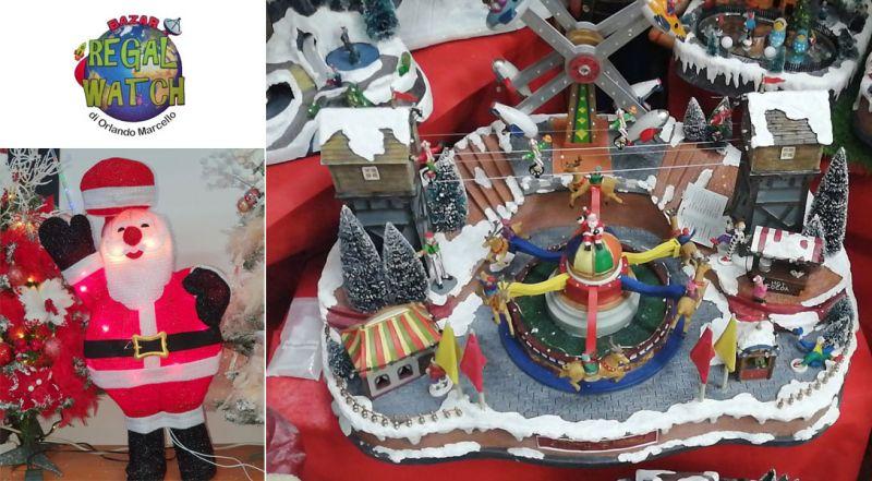 Offerta decorazioni natalizie per casa Taranto – Promozione addobbi natalizi per ufficio Taranto