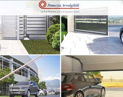 occasione installazione automatismi per tende roma offerta vendita automatismi pomezia