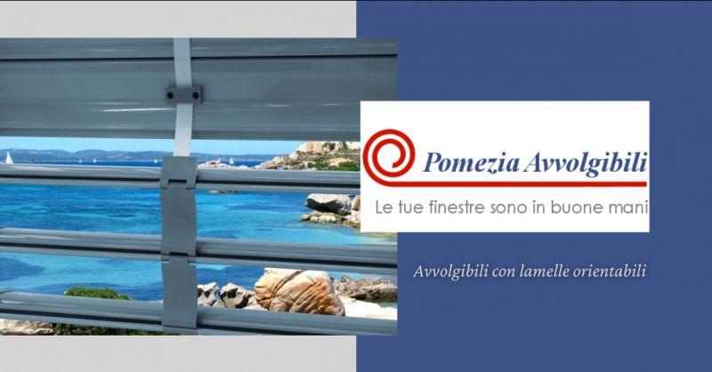 offerta avvolgibili in PVC Roma - occasione installazione lamelle orientabili Latina