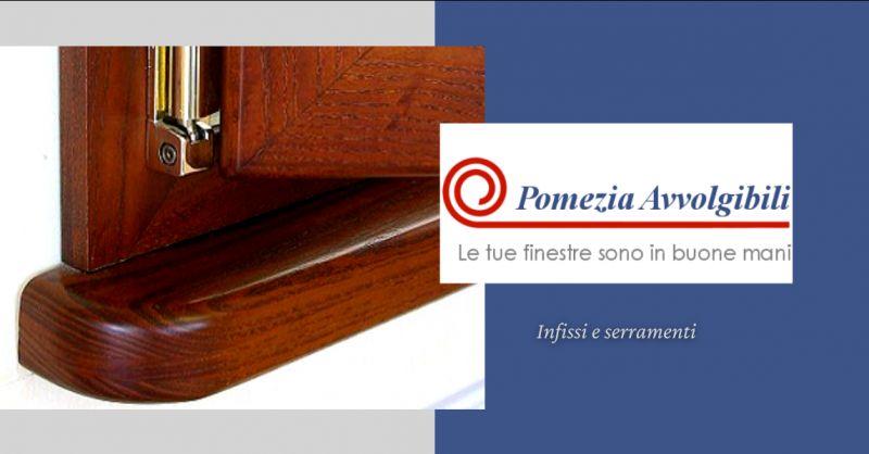 offerta vendita e installazione infissi Pomezia - occasione fabbrica serramenti Roma