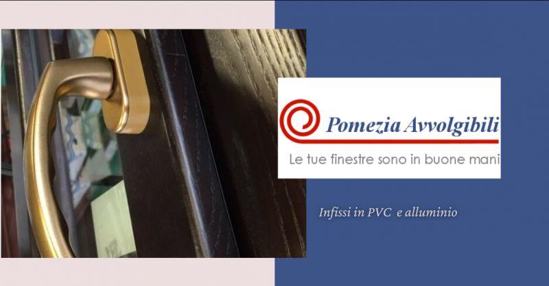 offerta vendita infissi in PVC Albano Laziale - occasione infissi in legno Roma