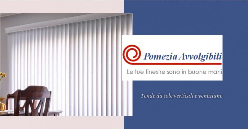 offerta negozio tende da sole verticali Roma - occasione tende veneziane Latina