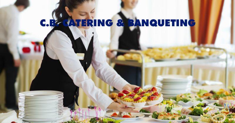C.B. CATERING & BANQUETING - offerta servizio catering eventi congressi feste torino