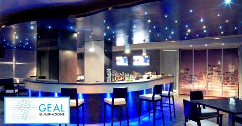 offerta illuminazione per alberghi Verona - occasione lampade per locali pubblici Verona