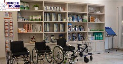 promozione vendita e noleggio articoli ortopedici e sanitari agiliana ortopedia toscana